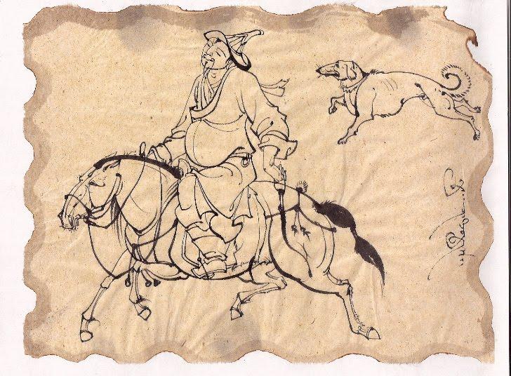 Mongol-Tazi