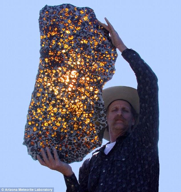 El meteorito de Fukang