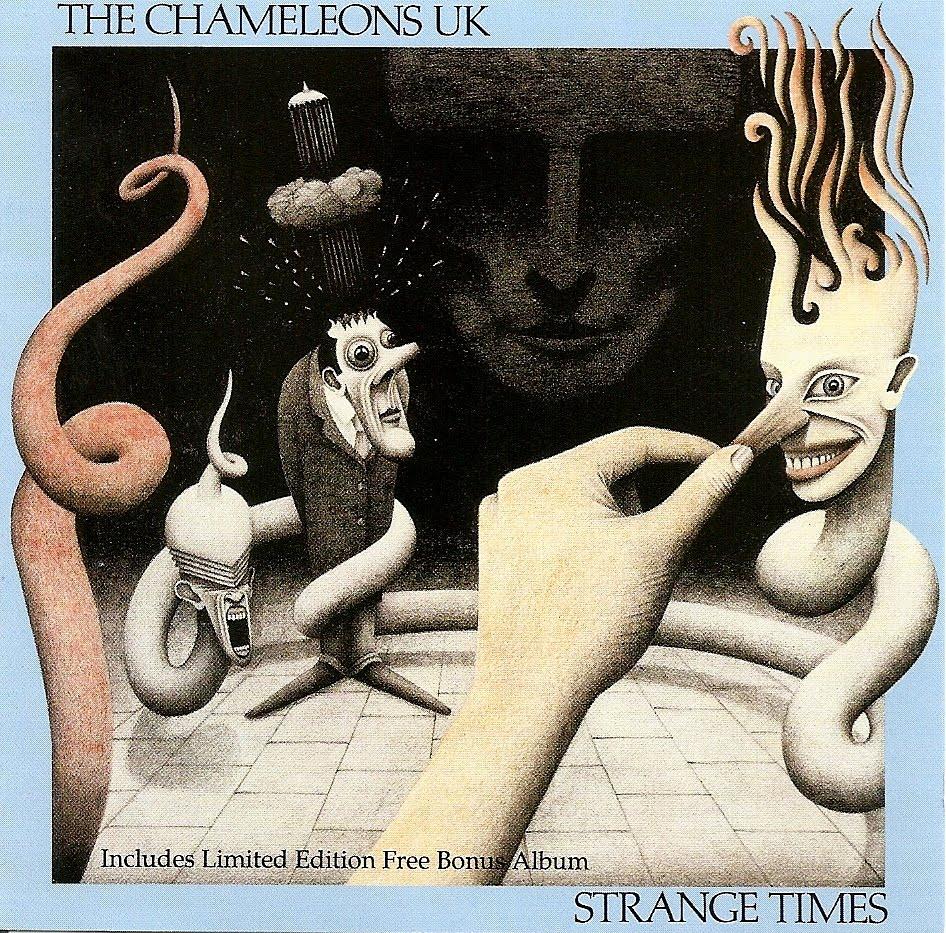 the_chameleons-Strange-Times