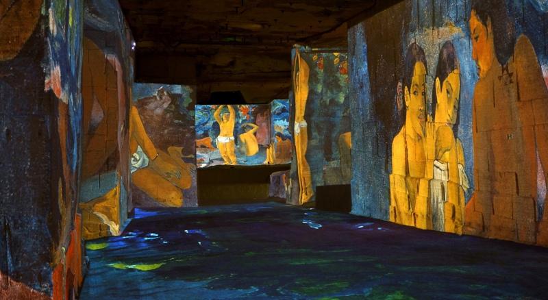 Gauguin y Van Gogh 2012