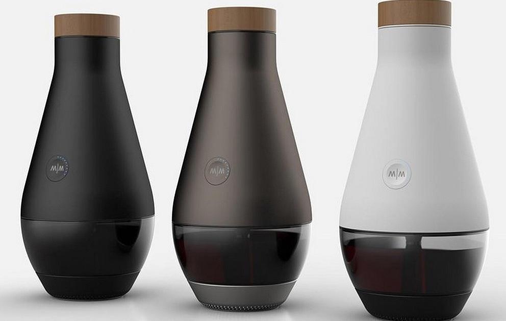 Máquina Milagrosa: Convertir el agua en vino es posible