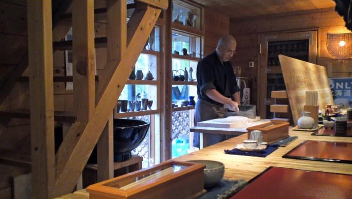 Tatsuru Rai / El arte de hacer un plato de soba