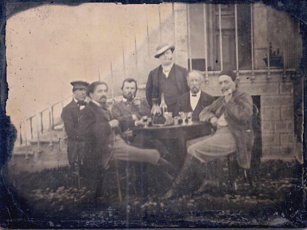 Descubierta una fotografía desconocida de Van Gogh de 1887