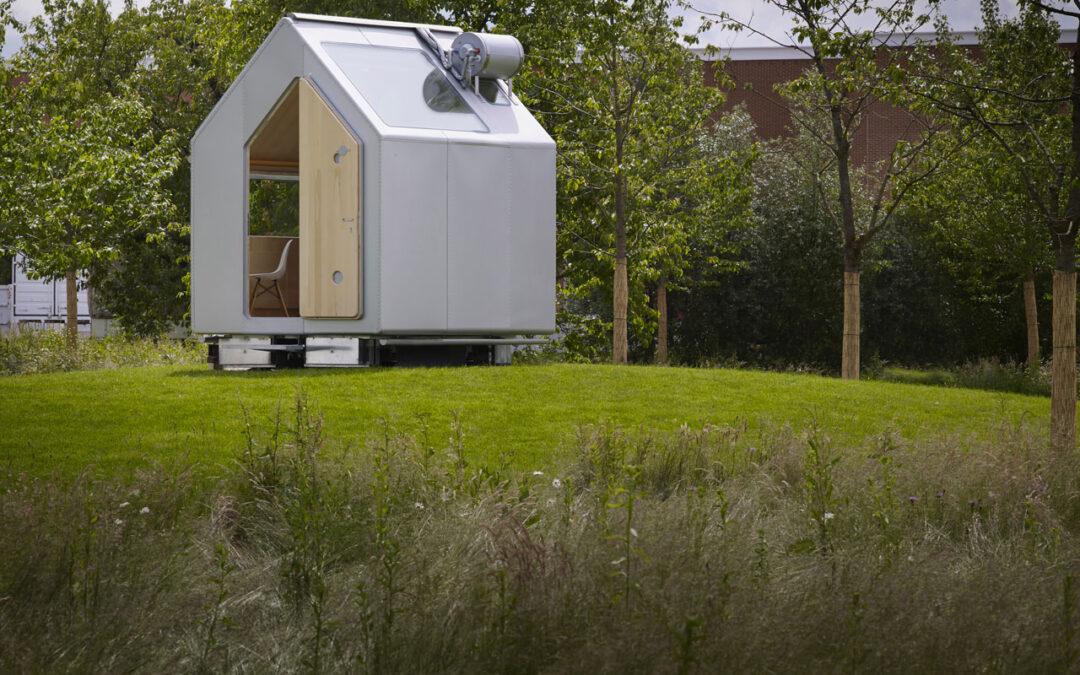 Cabina Diógenes / Renzo Piano