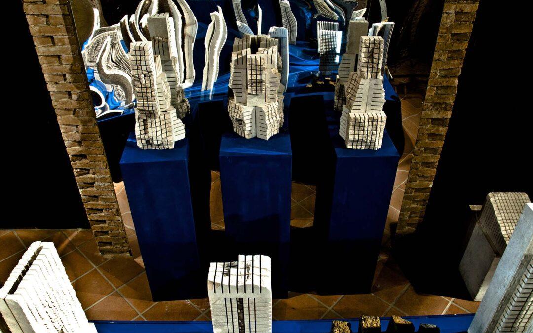 Pinuccio Sciola: La ciudad sonora (esculturas sonoras)