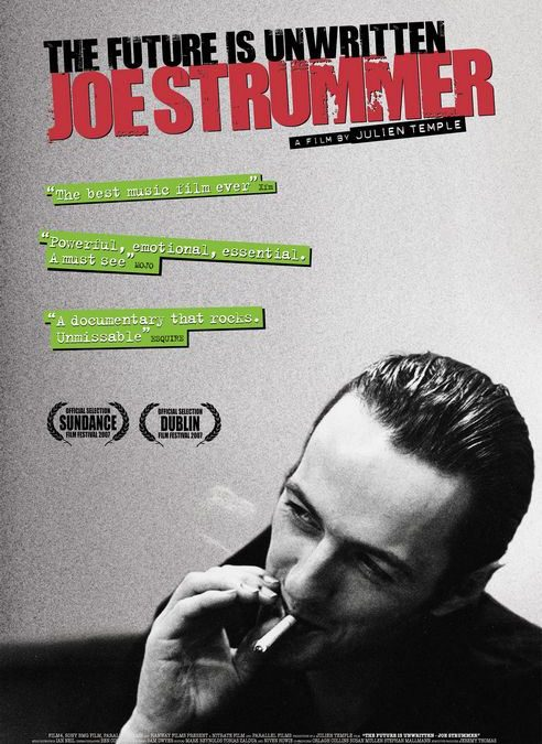 Joe Strummer: The Future Is Unwritten / Documental
