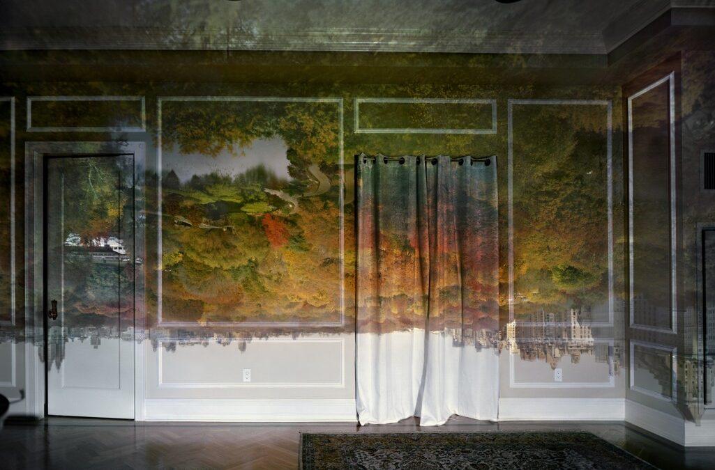 La Cámara oscura / Las habitaciones con vistas de Abelardo Morell