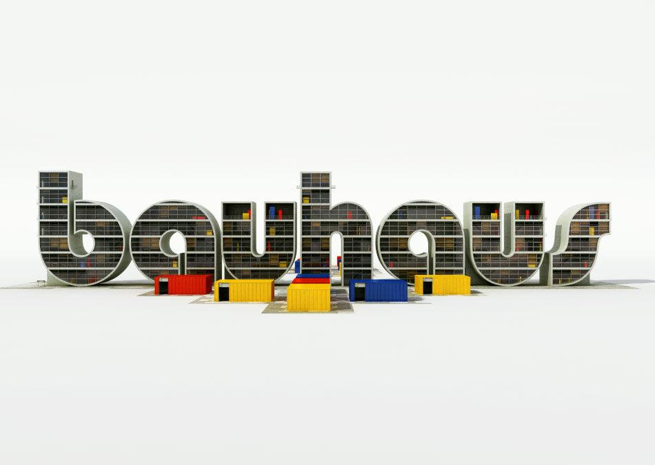 Chris LaBrooy: Tipografías y Arquitectura
