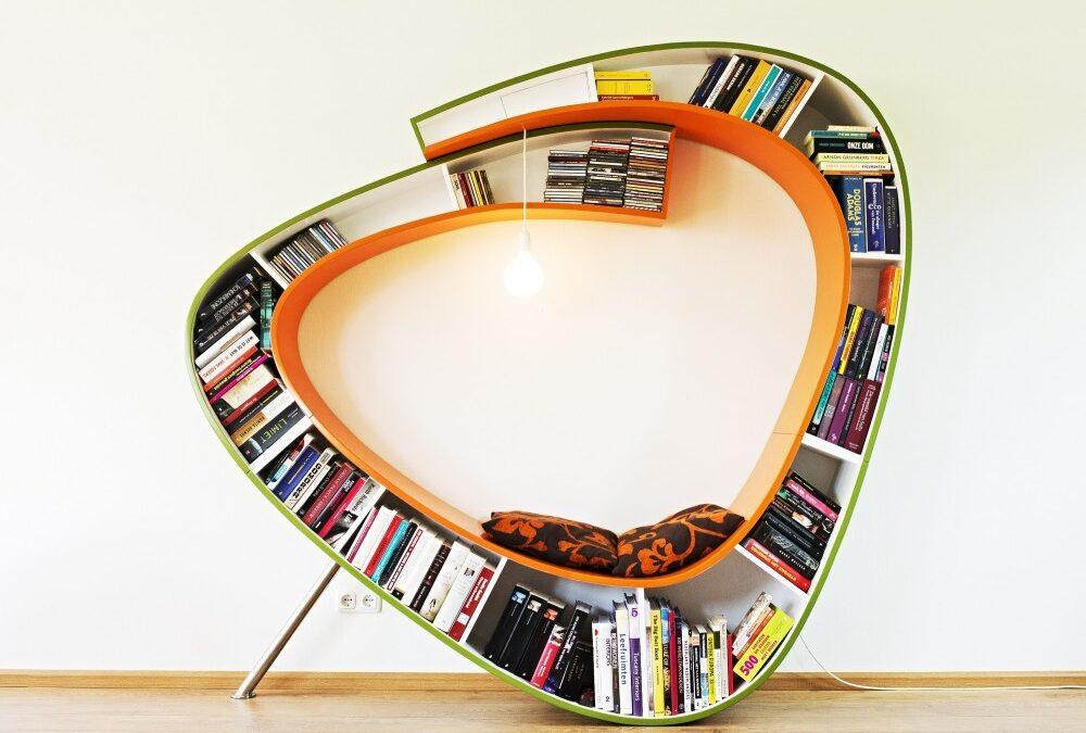 Estantería Bookworm / Atelier 2010