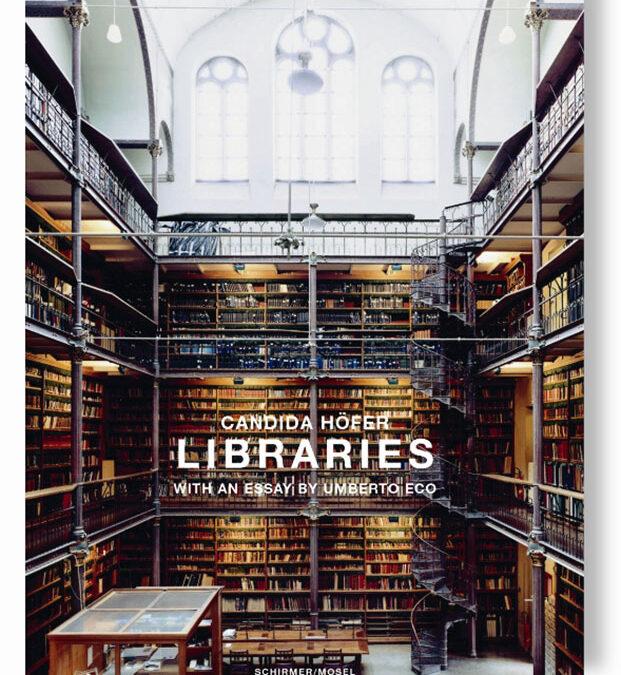 Candida Höfer / Bibliotecas