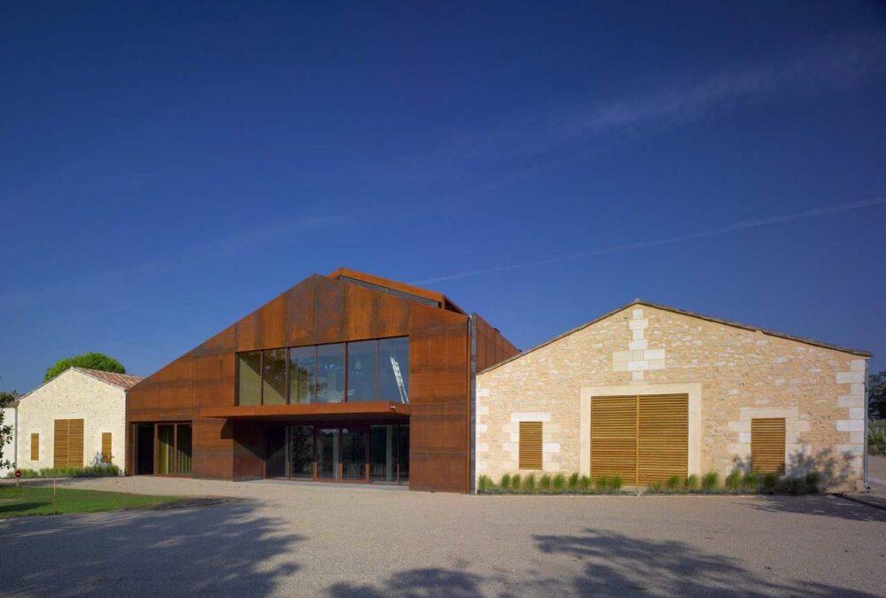 Bodega Chateau Barde-Haute / Nadau Lavergne Arquitectos
