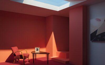 Coelux | Luz artificial que simula la luz del sol