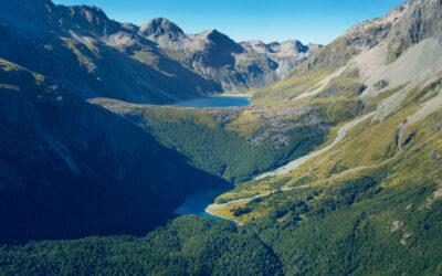 Blue Lake / El lago con el agua más clara del mundo